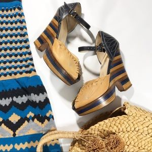 Nanette Lepore Platform Shoes